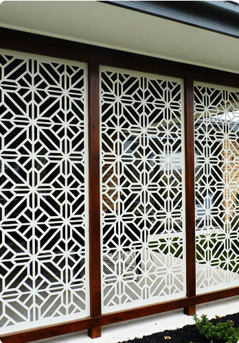 Celos as met licas y paneles decorativos para m ltiples for Puertas decorativas para interiores
